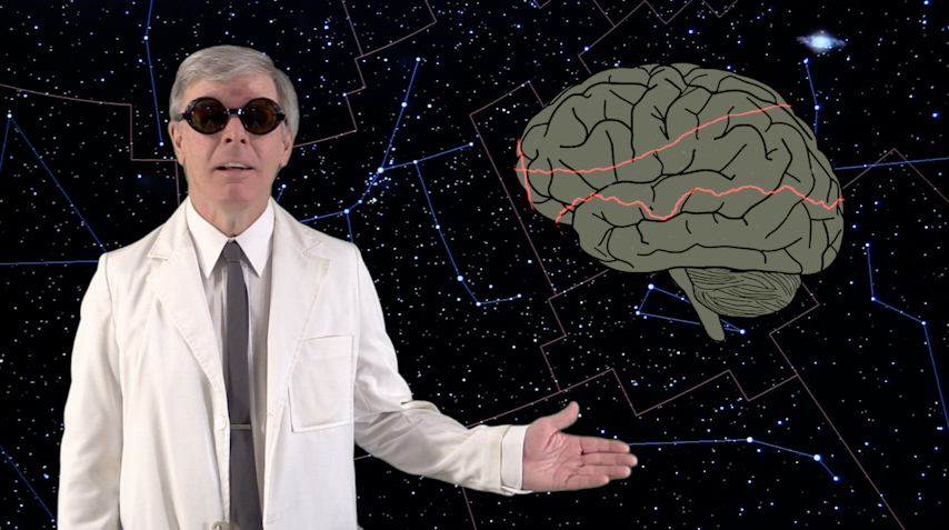 "Image 1 from Video of                       ""Spock's Brain"""